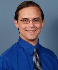 Portrait of John Oleszkiewicz