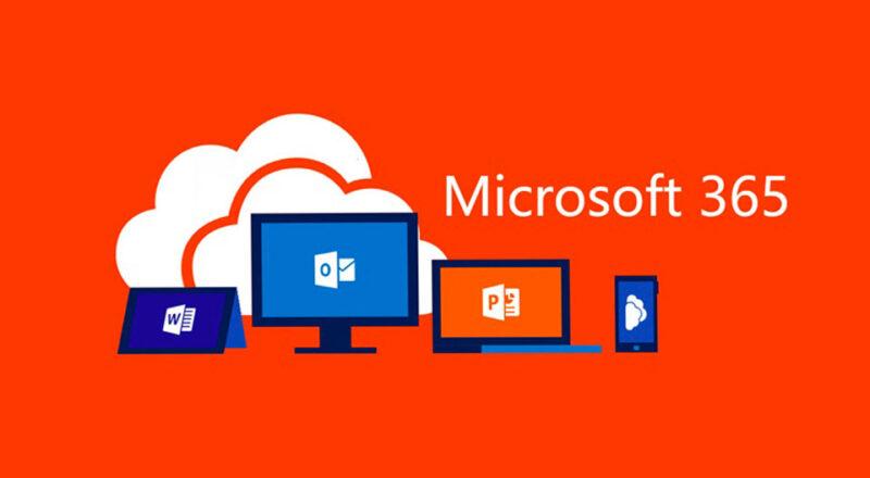 The Microsoft 365 logo